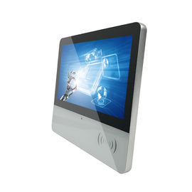 "2G/4G SD Ram 13.3"" Touch Panel PC Full HD High Brightness With NFC Reader Touch Kiosk"